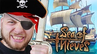 THE BEST PIRATE GAME EVER!! - Sea Of Thieves!!