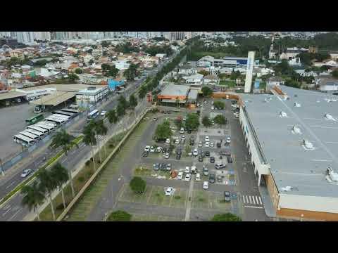 Imagens aéreas Assaí shopping Boulevard campos dos Goytacazes