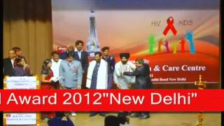 """Ram Vilas Paswan Ji &  Manjit Singh Bitta "" In R.K Excellence National Award 2012""New Delhi"""