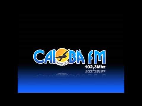 Prefixo - Caiobá FM - 102,3 MHz - Curitiba/PR