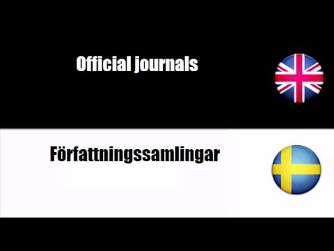 FROM ENGLISH TO SWEDISH = Newspapers