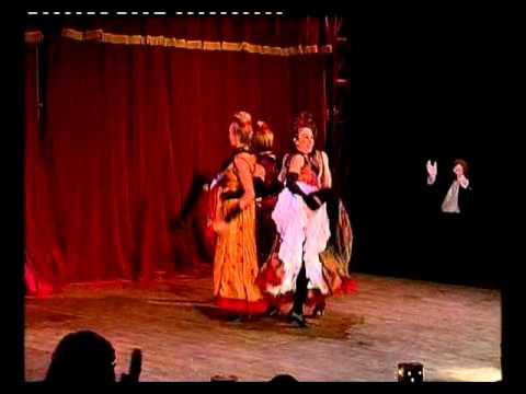 Line Adam - 1914 le grand cabaret -  extraits de la pièce
