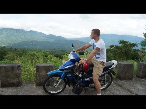 Trip to Albay, Bicol, The Philippines