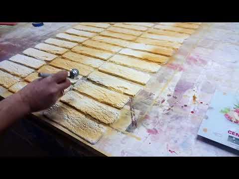 ER26  производство, продажа и монтаж декоративного искусственного камня из гипса