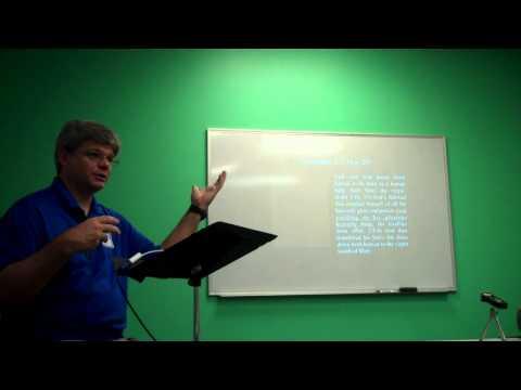Kieth Walker Speaking at 2015 EMNR Conference At Calvary Chapel South Denver