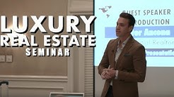 Learn how to Sell Luxury Real Estate  - Peter J Ancona - Top Agent - Miami Beach