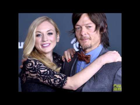 did daryl and beth dating in real life