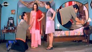 Telugu Recent Funny Comedy Scene   Venkatesh Comedy   Vendithera