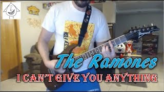 The Ramones - I Can't Give You Anything - Guitar Cover (Tab in description!) Mp3