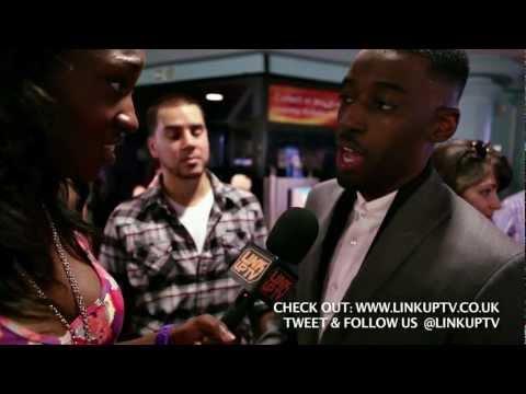 Remel London @ The Man Inside premiere ft Bashy, Kano, Michelle Ryan, J Spades + MORE | Link Up TV