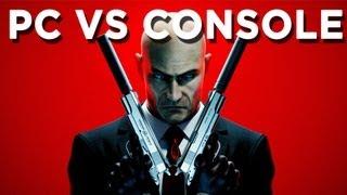 HITMAN ABSOLUTION: PC vs PS3 vs 360 Comparison!