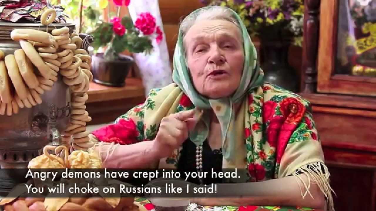 Russian grandma tube