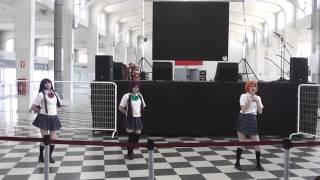 v s dance cover anone ganbare en fanexpo 2016