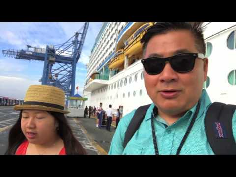 Asian Cruise - Singapore Thailand Vietnam Hong Kong June 2017