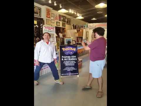 Frames USA - Frame Shop in Miami, FL - YouTube