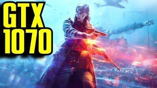Battlefield V GTX 1070 (Multiplayer) 1080p | FRAME-RATE TEST
