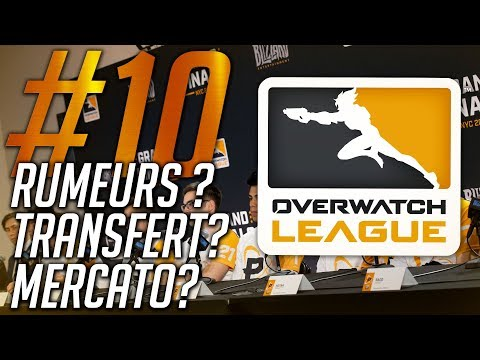 TRANSFERTS & RUMEURS DU MERCATO OVERWATCH LEAGUE S2 #10 thumbnail