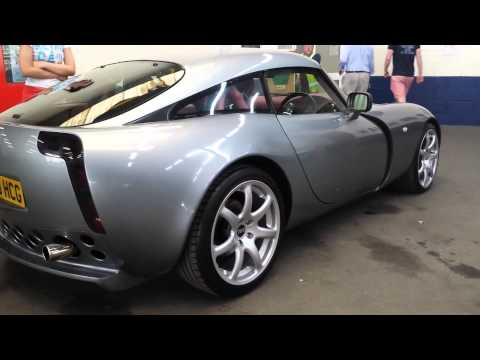 TVR T350C 3.6 COUPE VIDEO REVIEW