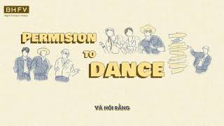 [VIETSUB] BTS - Permission to Dance