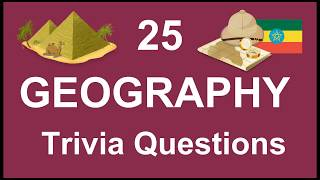 25 Geography Trivia Questions | Trivia Questions & Answers |