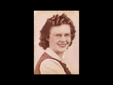 In Memory Of Nanny (Mary J. Reeves)