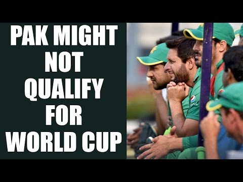 Pakistan may not directly qualify for ICC World Cup 2019 | Oneindia News