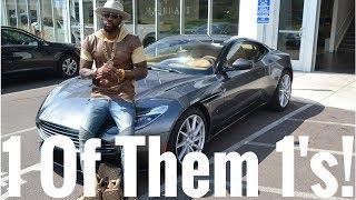 Aston Martin DB11 2017 Videos