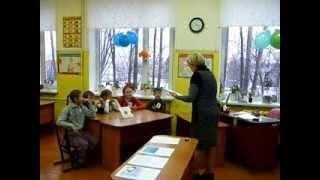 КВН по математике 4А и 4Б класс