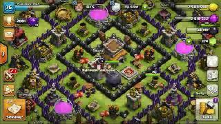 Base Th 8,Anti Naga, Pekka!!