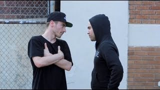 Fall Out Boy X New Politics Dance Off