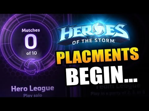 hots matchmaking hero league