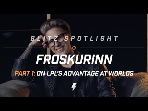 "Froskurinn on LPL's unique Worlds alliance: ""LPL pros are assisting the LPL [Worlds] teams."""