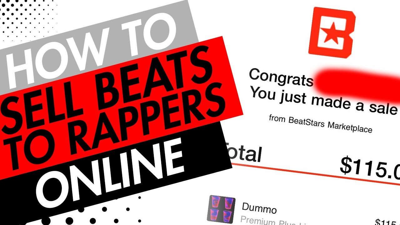 Selling Beats Online: How To Actually Sell Beats to Rappers (Part 2)