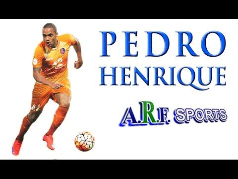 Pedro Henrique - Striker -  Timor Leste