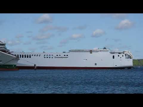 STAPELLAUF ALF POLLAK - 3.5.2018 FSG Flensburger Schiffs Werft
