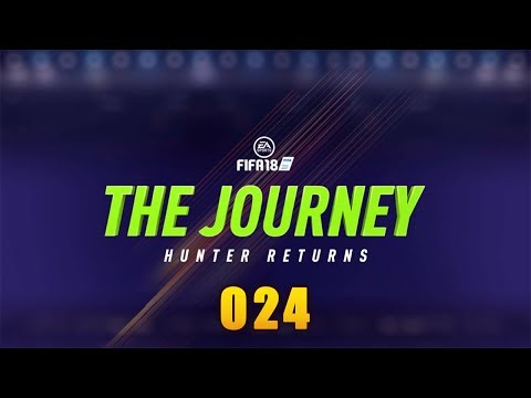 Williams retten? 🔥⚽ FIFA18 - The Journey 2: Hunter Returns #024 [Gameplay German┊Deutsch]