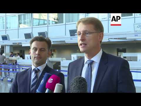 Ryanair's Frankfurt operation hit by pilot strike