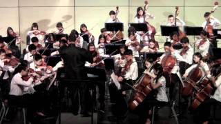 AMIS AJHO 2012 Serenade for String Orchestra by Norman Leyden 2/7