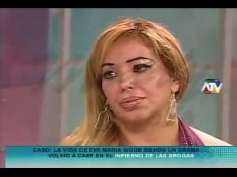 Magaly TV - Eva Maria Abad vuelve a las drogas y las Suites de Barranco Parte 2
