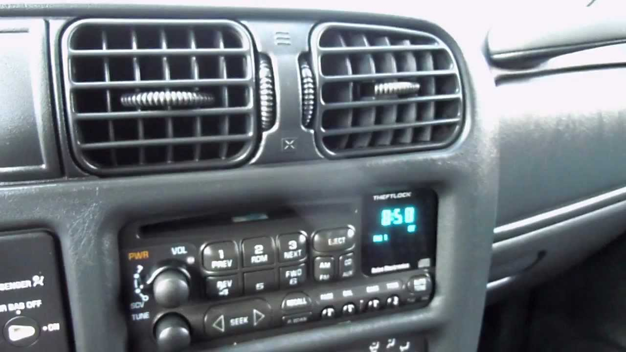 1999 Chevrolet S10 Extended Cab LS With 44,875 Miles   YouTube