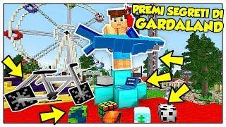 VINCIAMO TUTTI I PREMI DI GARDALAND! - Minecraft ITA Parco Divertimenti