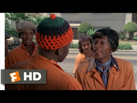 Car Wash 710 Movie   Lindy Disses Duane 1976 HD