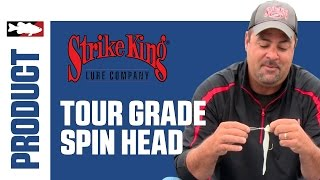 Strike King Tour Grade Spin Head Product Video with Mark Zona