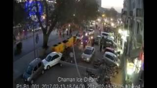vuclip Lahore Khudkash Hamla Awar Aur Us Kai Sathi Ki CCTV Footage