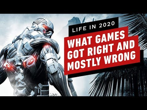 What Games Got Right (And Mostly Wrong) About Life In 2020