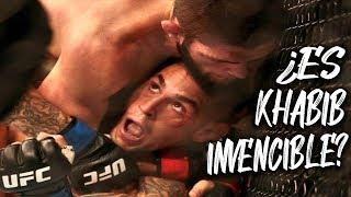 ¿Es KHABIB NURMAGOMEDOV el único luchador INVENCIBLE del mundo?