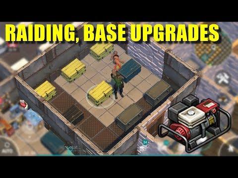 Steel base upgrades & Raiding (Last day on Earth: Survival)