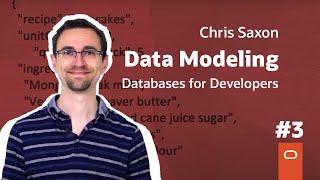 Data Modeling: Databases for Developers #3