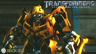 Transformers: Revenge of the Fallen - Xbox 360 / Ps3 Gameplay (2009)