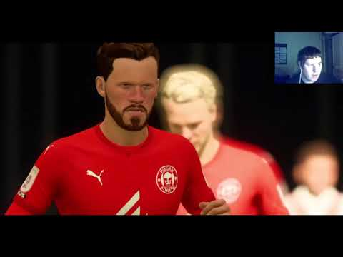 FIFA 22 Career Mode!